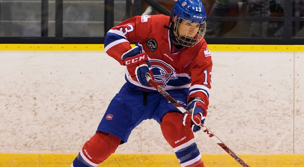 52beafda902 Montreal s Caroline Ouellette goes for CWHL history on Saturday ...