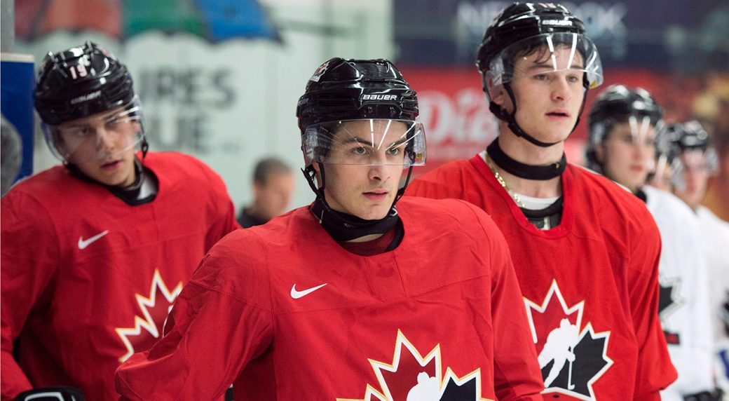 North Bay product to vie for spot on Canada's World Junior team