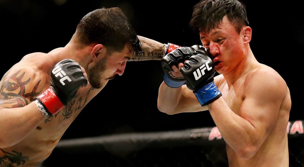 UFC 206 takeaways: Swanson vs. Choi was a gift from the MMA gods ...