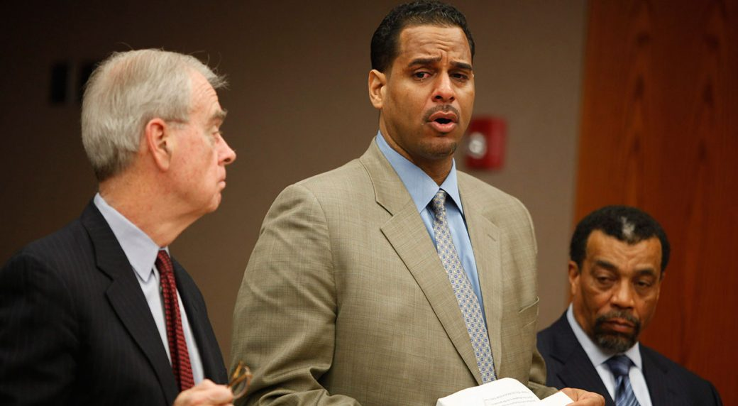 ba02410ae Former NBA All-Star Jayson Williams has called himself a