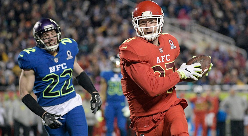 Seahawks shine at NFL Pro Bowl