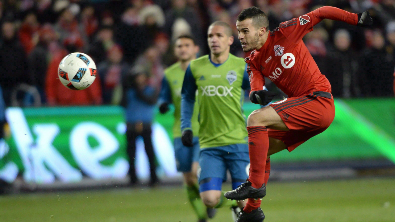 TFC coach not worried about Giovinco's goalless start to season