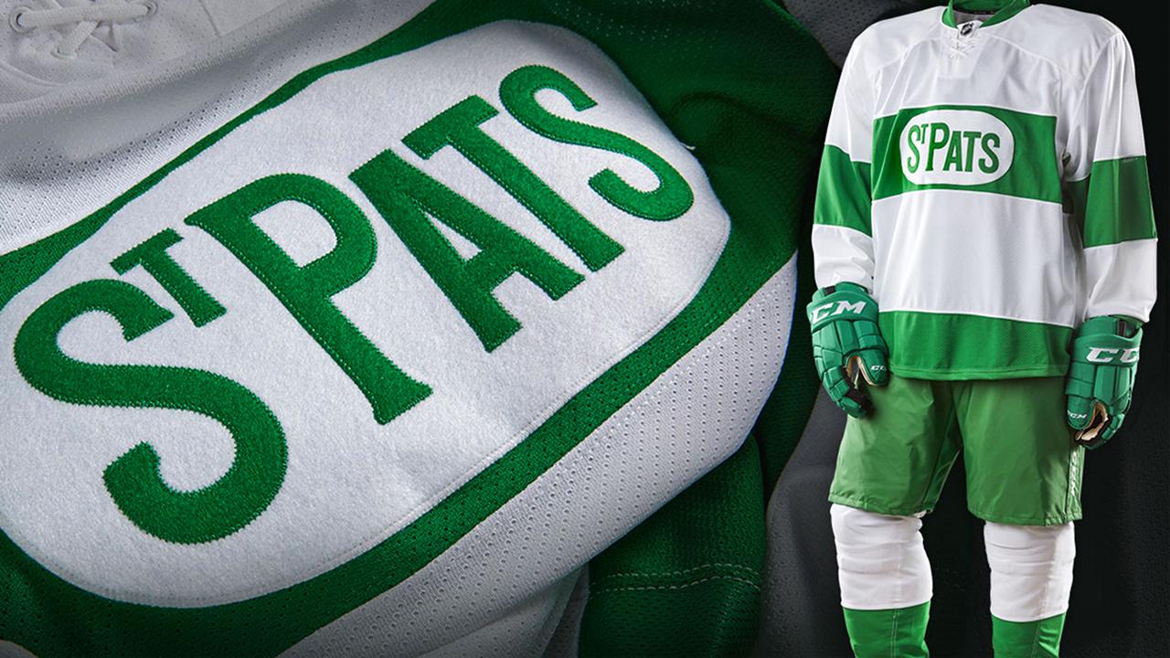 Twitter Reaction  Sharp Toronto St. Pats jersey returns vs. Blackhawks -  Sportsnet.ca 14072e0aa