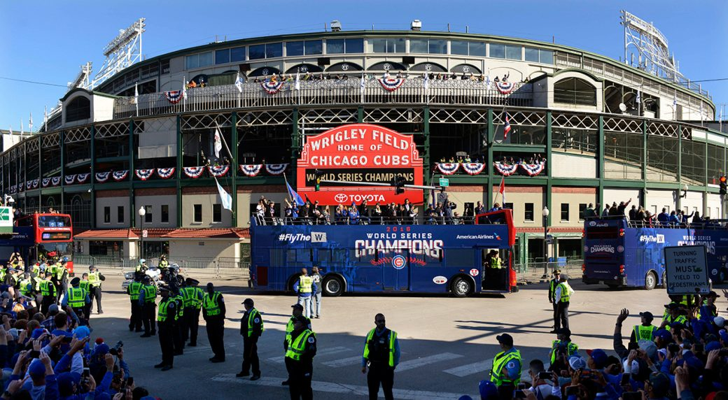 Cubs hope to meet with city to plan 2020 All-Star bid