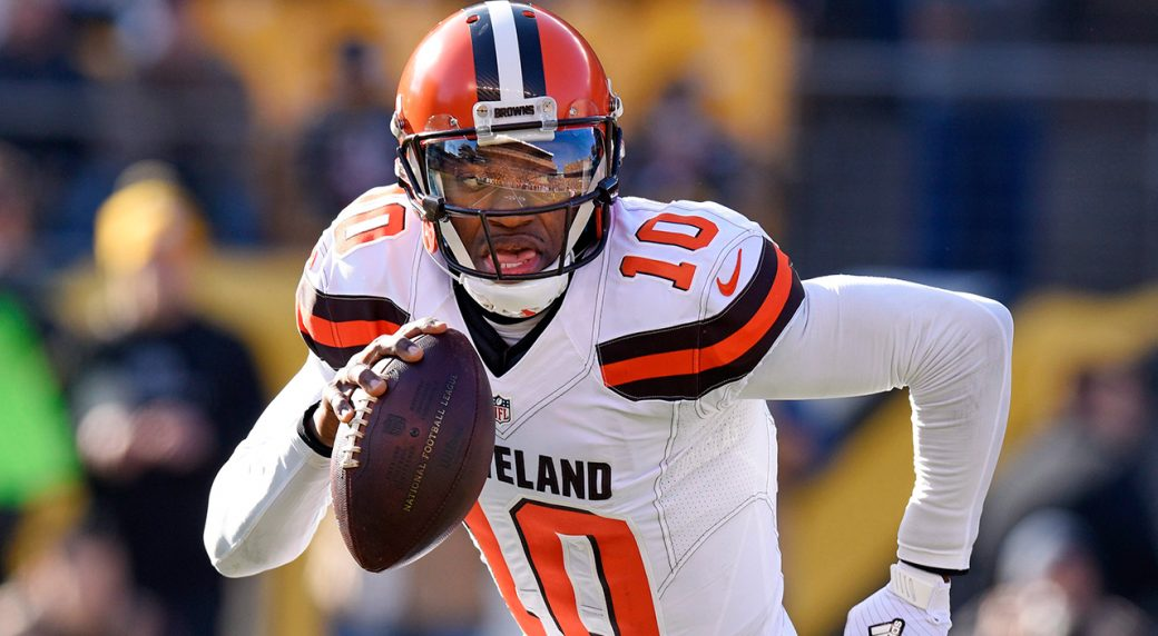 Baltimore Ravens agree to 1-year deal with Robert Griffin III