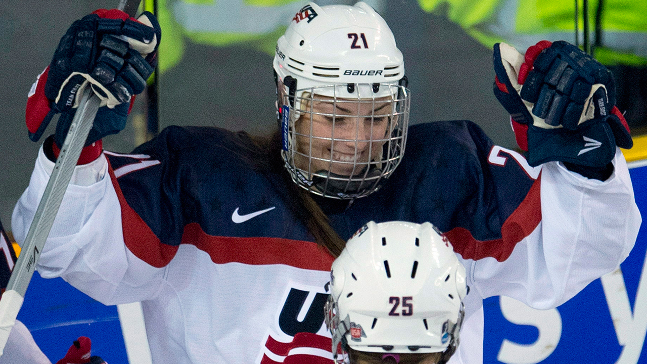 U.S. Blanks Canada To Go Up 1-0 In Best-Of-Three Series