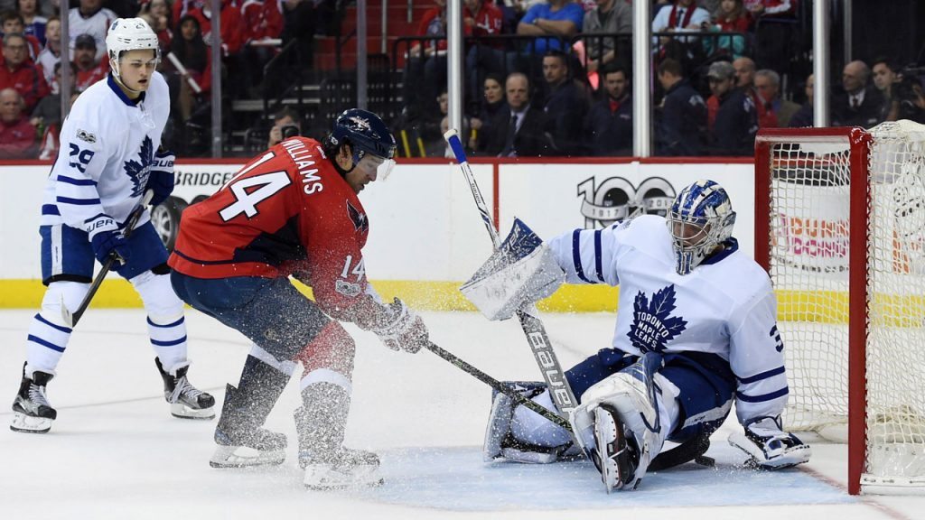 Capitals rally past Maple Leafs for OT win to take series opener -  Sportsnet.ca 05e147f1551