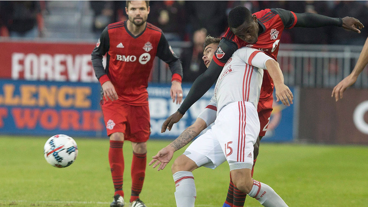 TFC coach Vanney not giving up on Mavinga after poor showing
