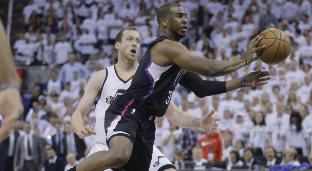 Chris Paul To Consider Spurs In Free Agency, If He Leaves Clippers