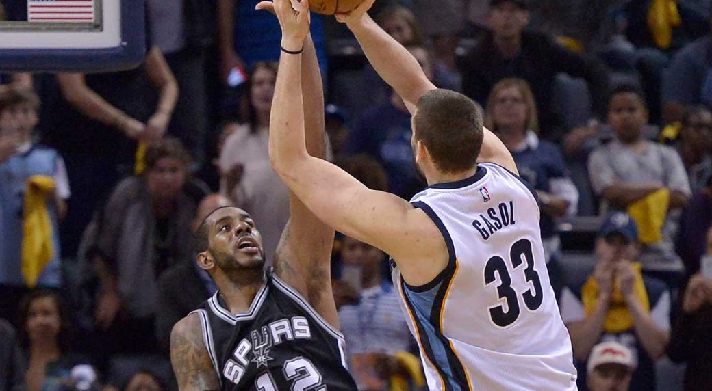 On-the-mark Grizz top Spurs in OT