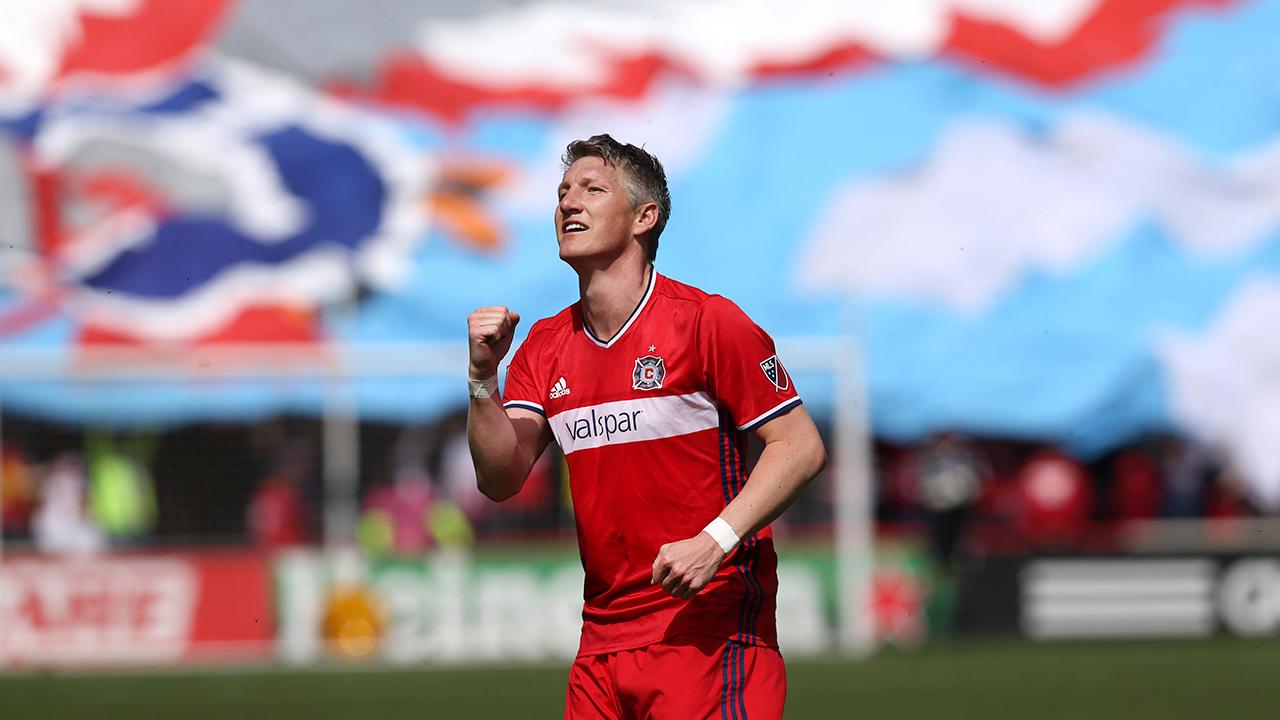 Schweinsteiger aims to resume impressive start to MLS career vs. TFC