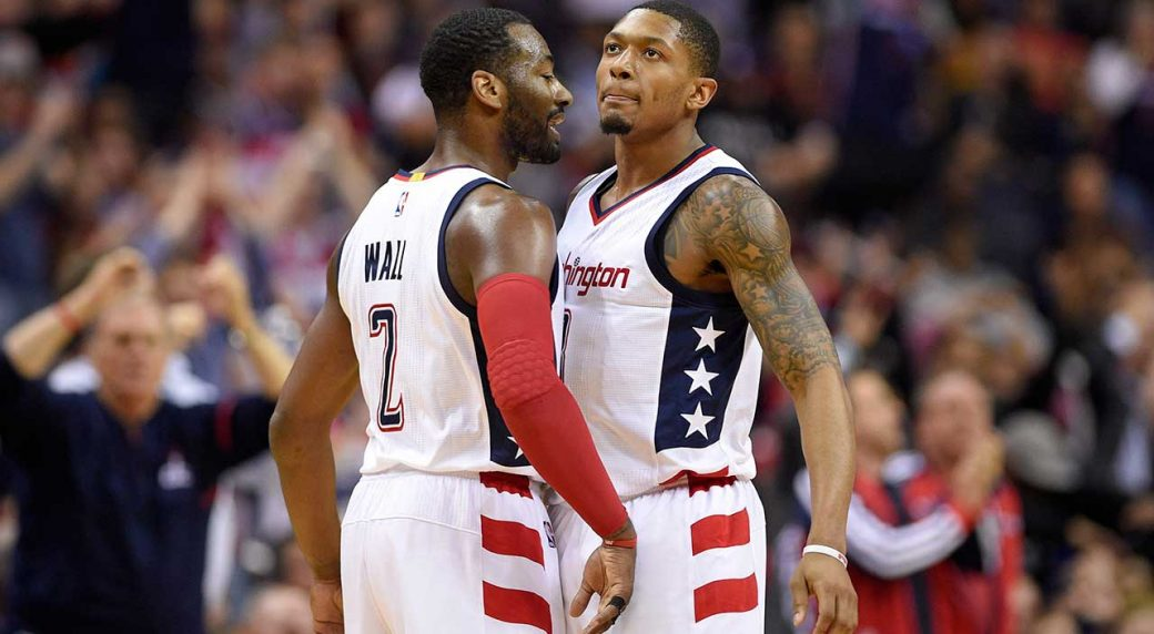 Wizards Making John Wall, Bradley Beal Available For Trades
