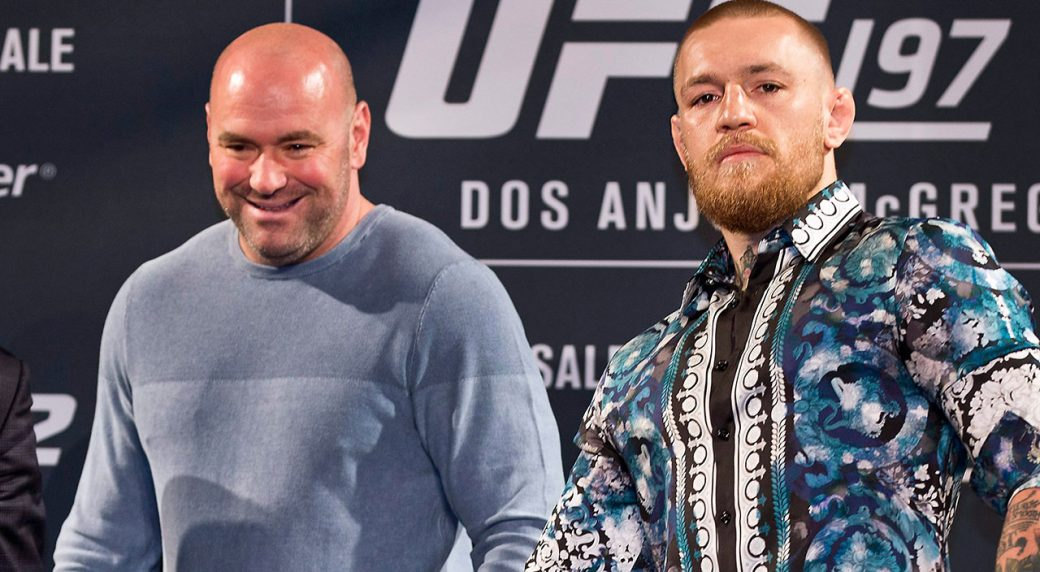 UFC Conor McGregor: Dana White's Khabib Nurmagomedov vs Tony Ferguson shocker