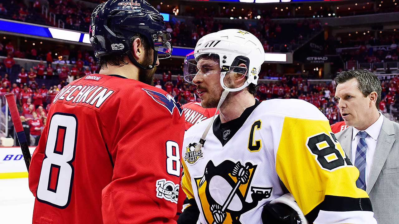 d2025e417a2 2018 Stanley Cup Playoffs Round 2 Preview  Penguins vs. Capitals ...