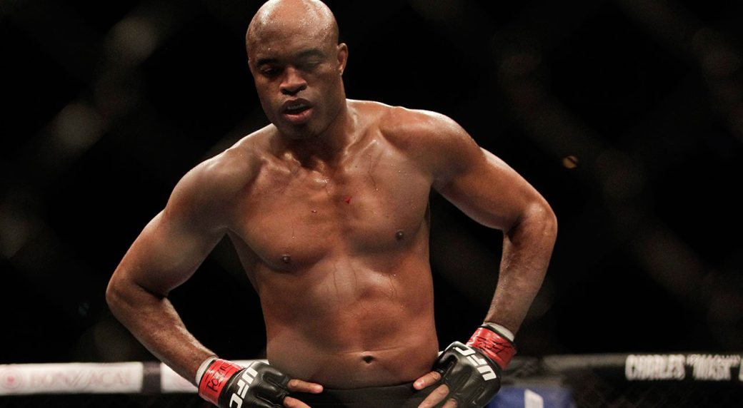 Irate Anderson Silva Blasts UFC; Demands Yoel Romero Fight