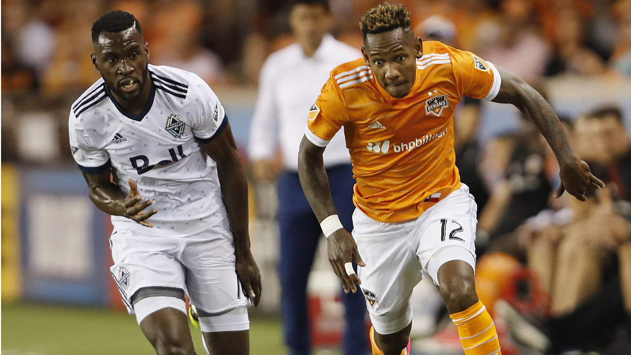 Torres scores MLS-leading 8th goal, Whitecaps fall to Dynamo