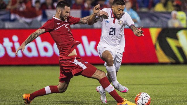 Hutchinson back in Canadian team for Jamaica friendly ...