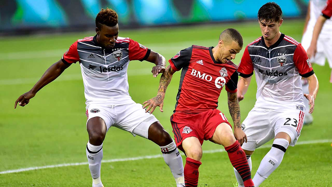 Toronto FC full value in dominant win over D.C. United