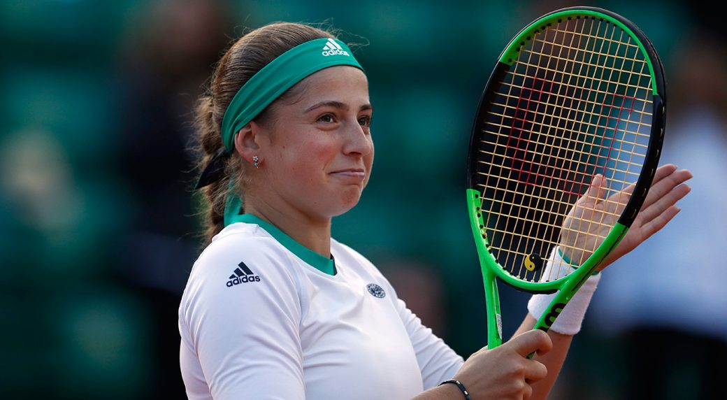 Unseeded Ostapenko into French Open final