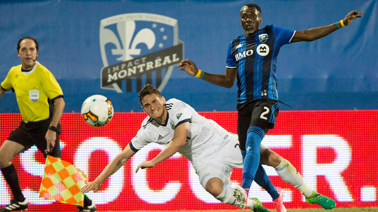 Whitecaps rookie Nerwinski hopes to make the most of opportunity