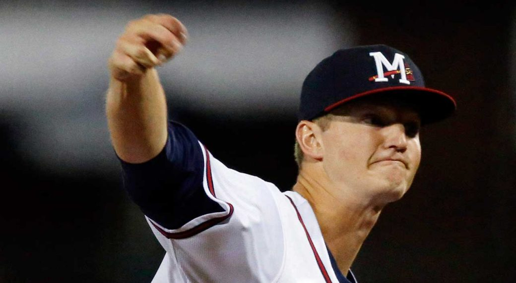 Canadian pitcher Mike Soroka has bright future with Braves ... 16008ce06