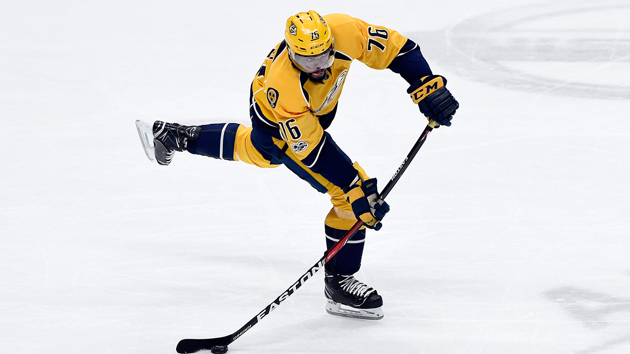 Subban standing out in a big way on Predators' vaunted blue line