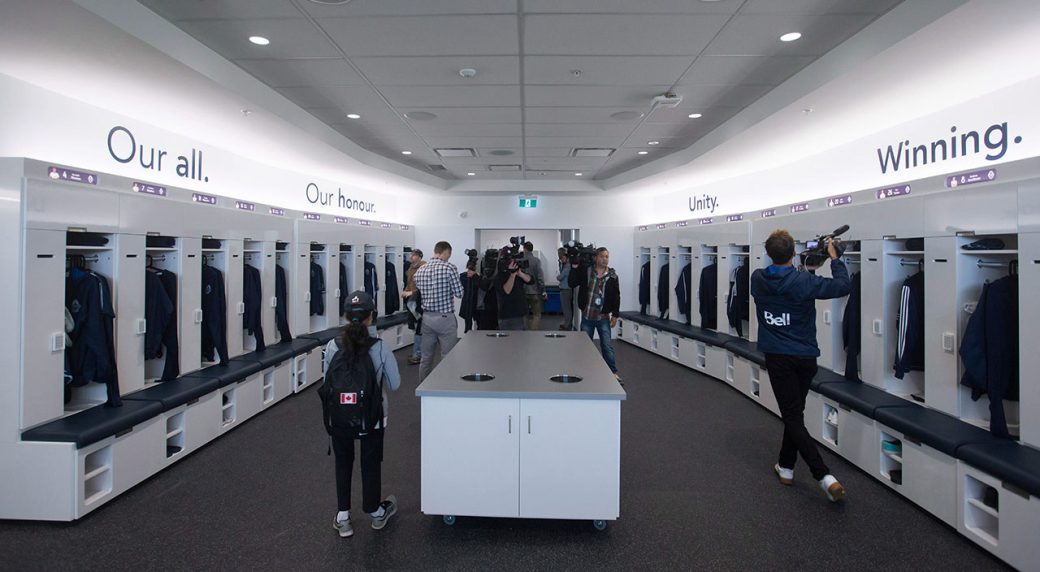 Whitecaps Hope To Inspire Next Generation With New