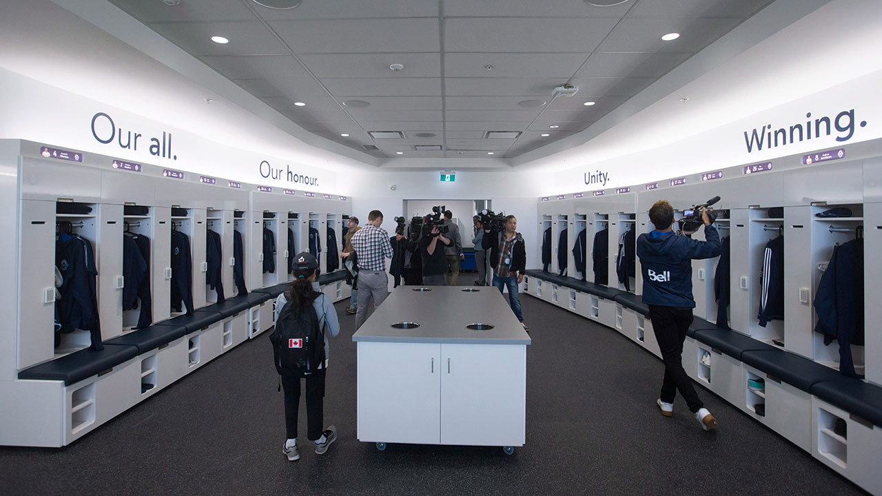 Whitecaps hope to inspire next generation with new training facility