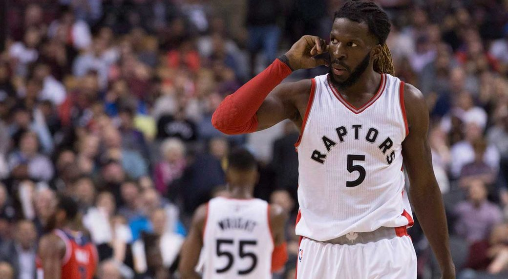 Stephen Jackson blasts DeMarre Carroll: Why are you even talking