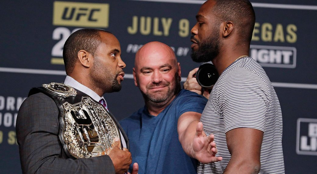 897715c1bba Cormier vs. Jones 2  How the biggest rematch in UFC history came to ...
