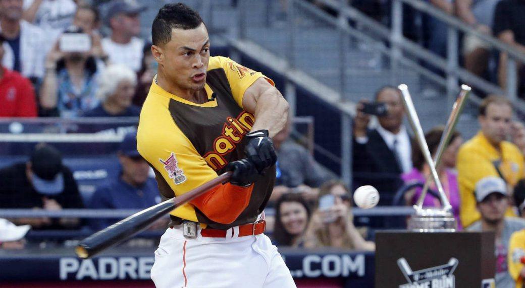 Rookie Slams His Way To Home Run Derby Title
