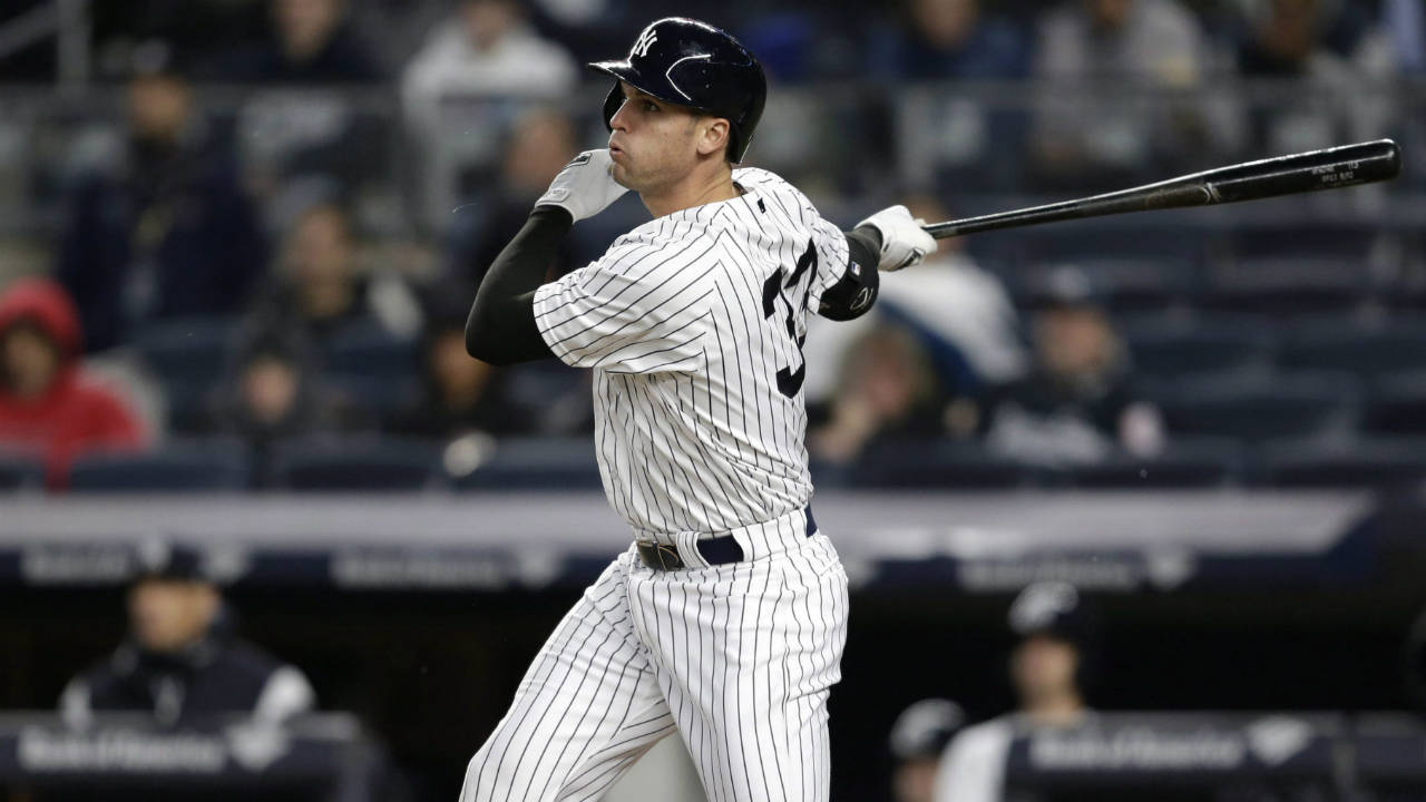 Yankees activate first baseman Greg Bird from DL
