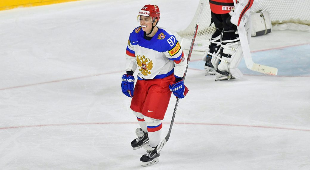 Golden Knights prospect Nikita Gusev signs two-year deal ...