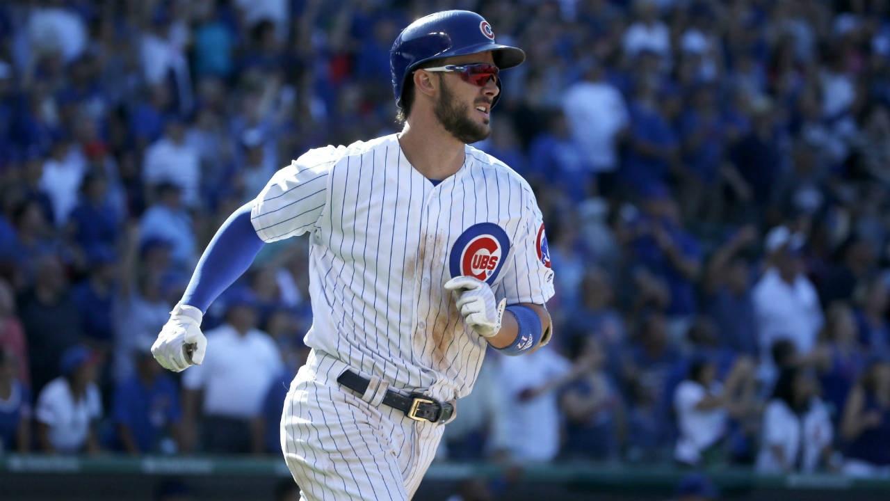 Cubs' Bryant hopes to play Wednesday against Giants