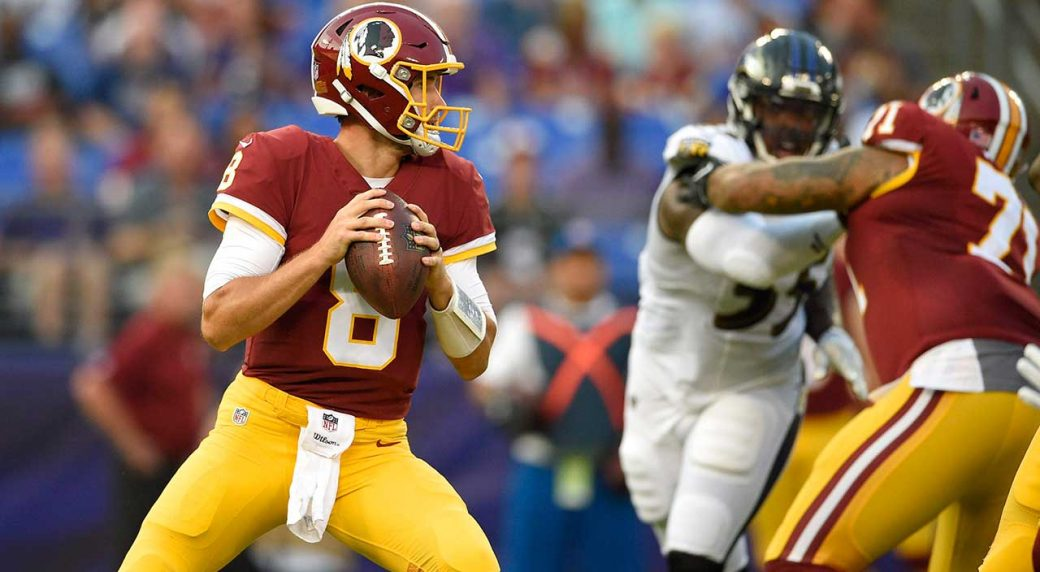 Moreau critical of his first Redskins performance