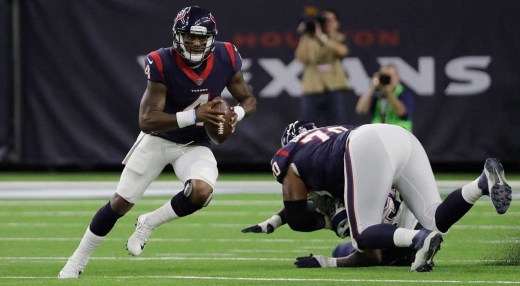 Texans travel to Dallas after preseason game due to hurricane in Houston