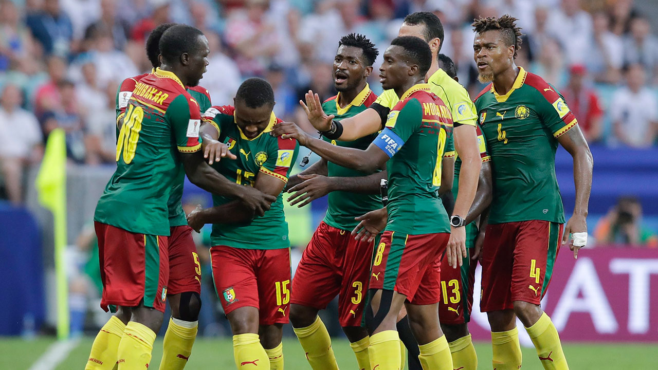 Download Cameroon World Cup 2018 - cameroon  Perfect Image Reference_455342 .jpg