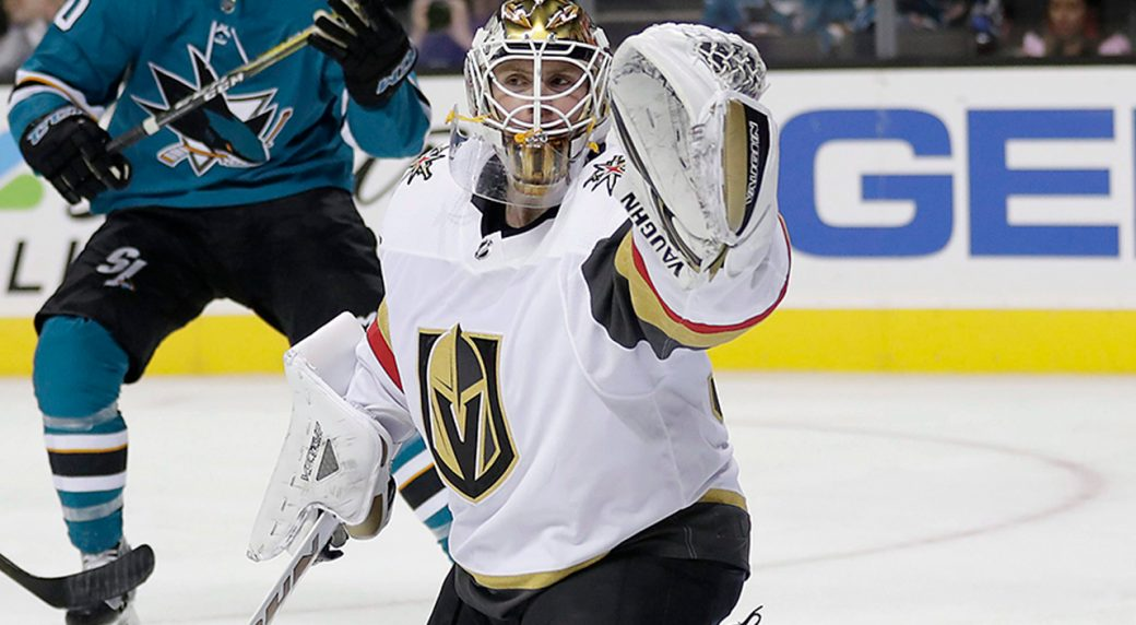 Maple Leafs acquire goalie Calvin Pickard from Vegas Golden Knights ... a2ae17d5d