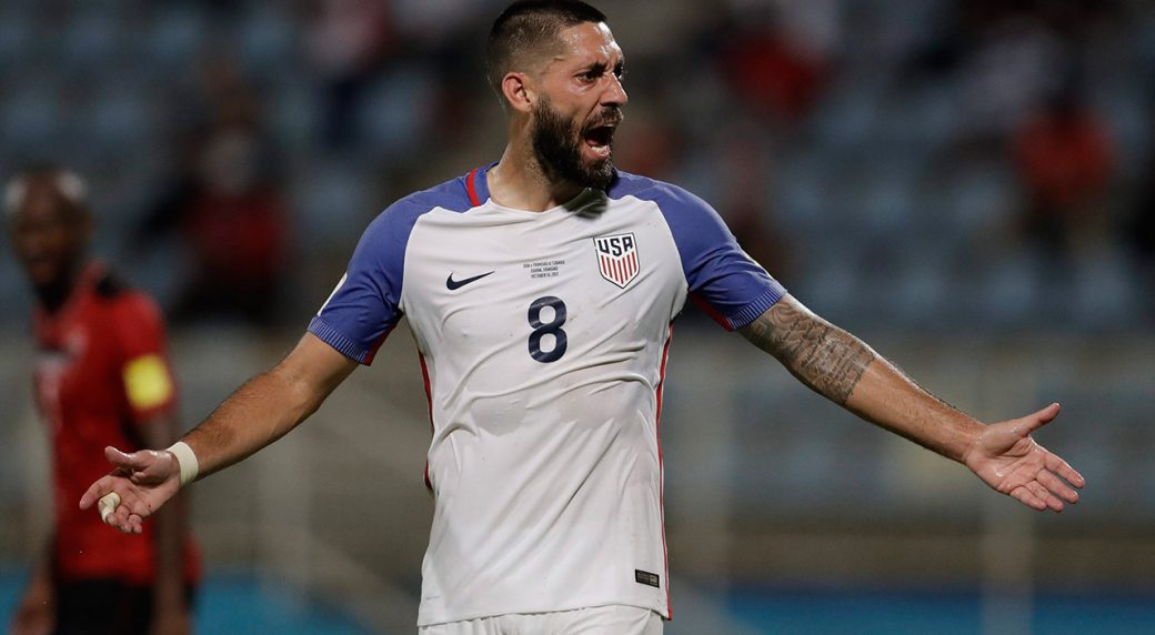 452e212a0 U.S. and Sounders striker Clint Dempsey retires from soccer ...