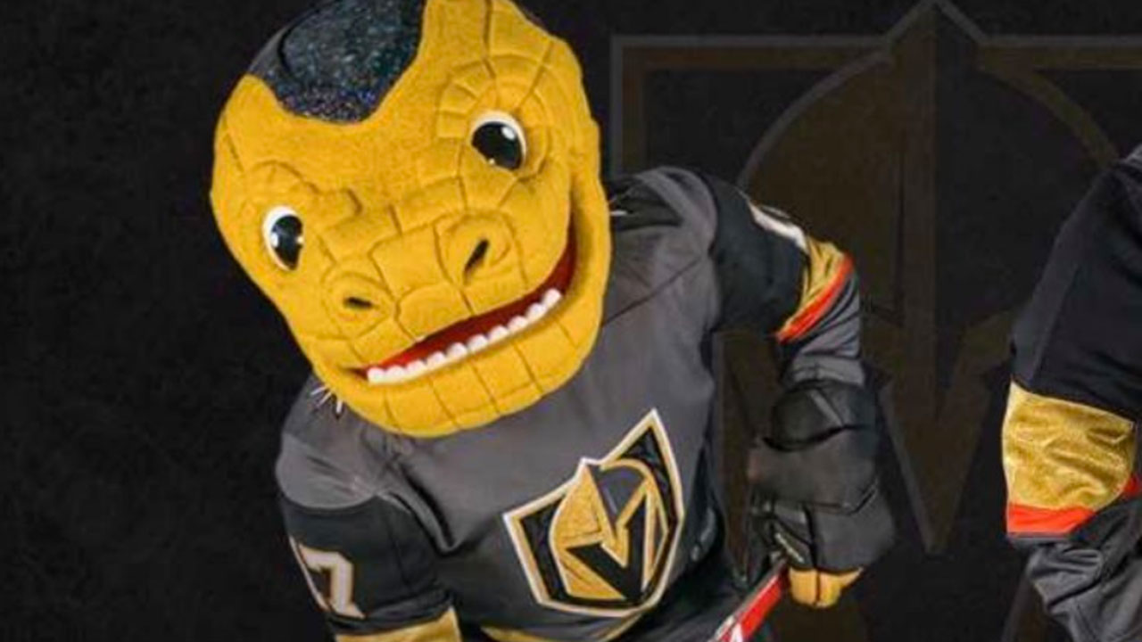 95c7d9222103 Golden Knights unveil new mascot, Internet goes meme crazy - Sportsnet.ca