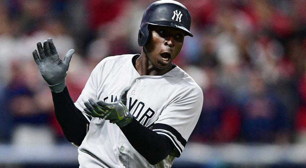 Yankees Didi Gregorius Goes On Dl With Bruised Heel Sportsnetca