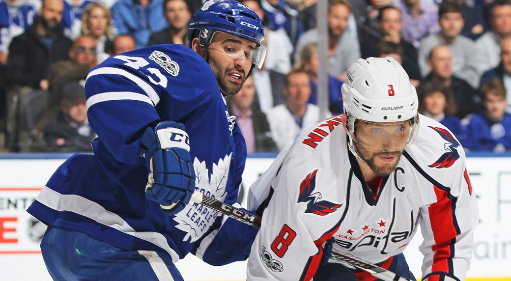 Toronto Maple Leafs vs. Washington Capitals: NHL Odds, Prediction