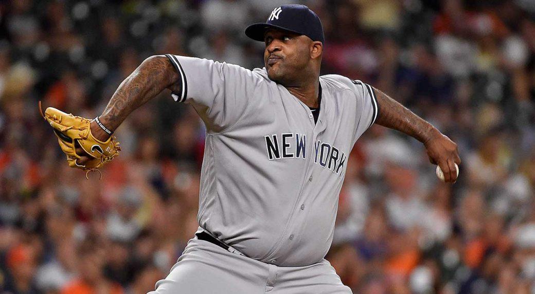 7a026778a6685 New York Yankees starting pitcher CC Sabathia (Eric Christian Smith AP)