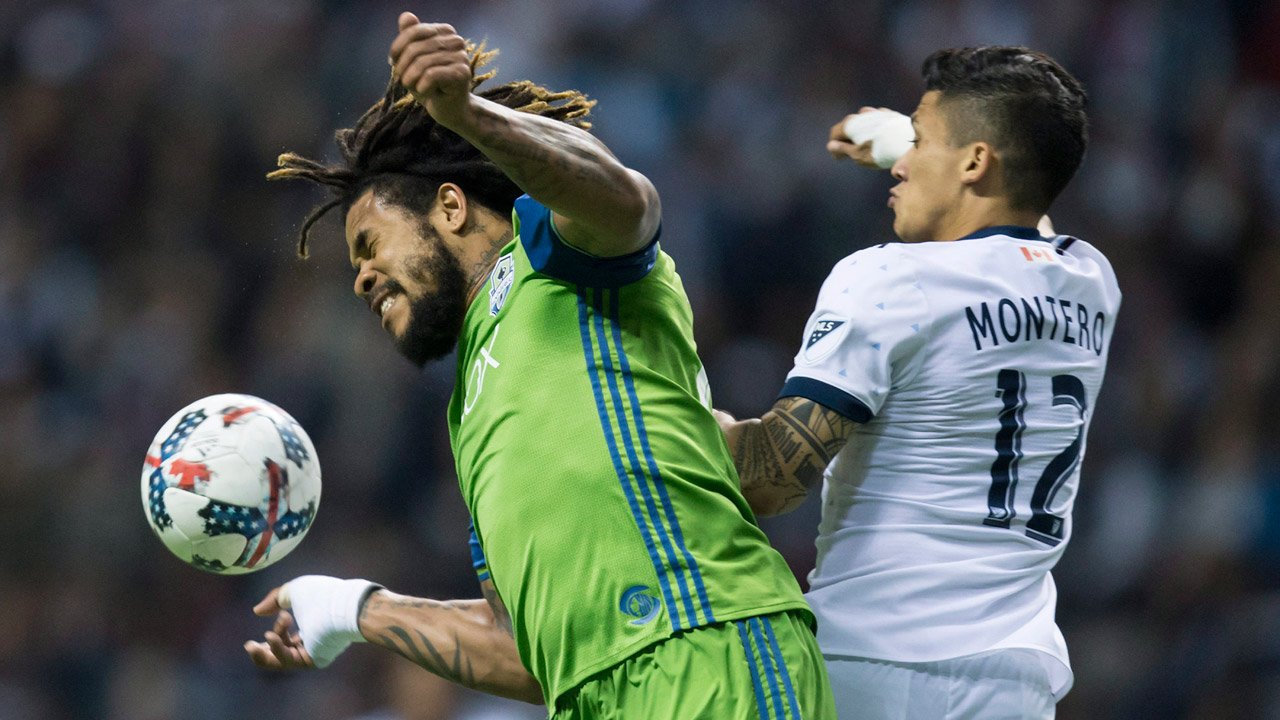 Mission accomplished for Whitecaps in first leg vs. Sounders