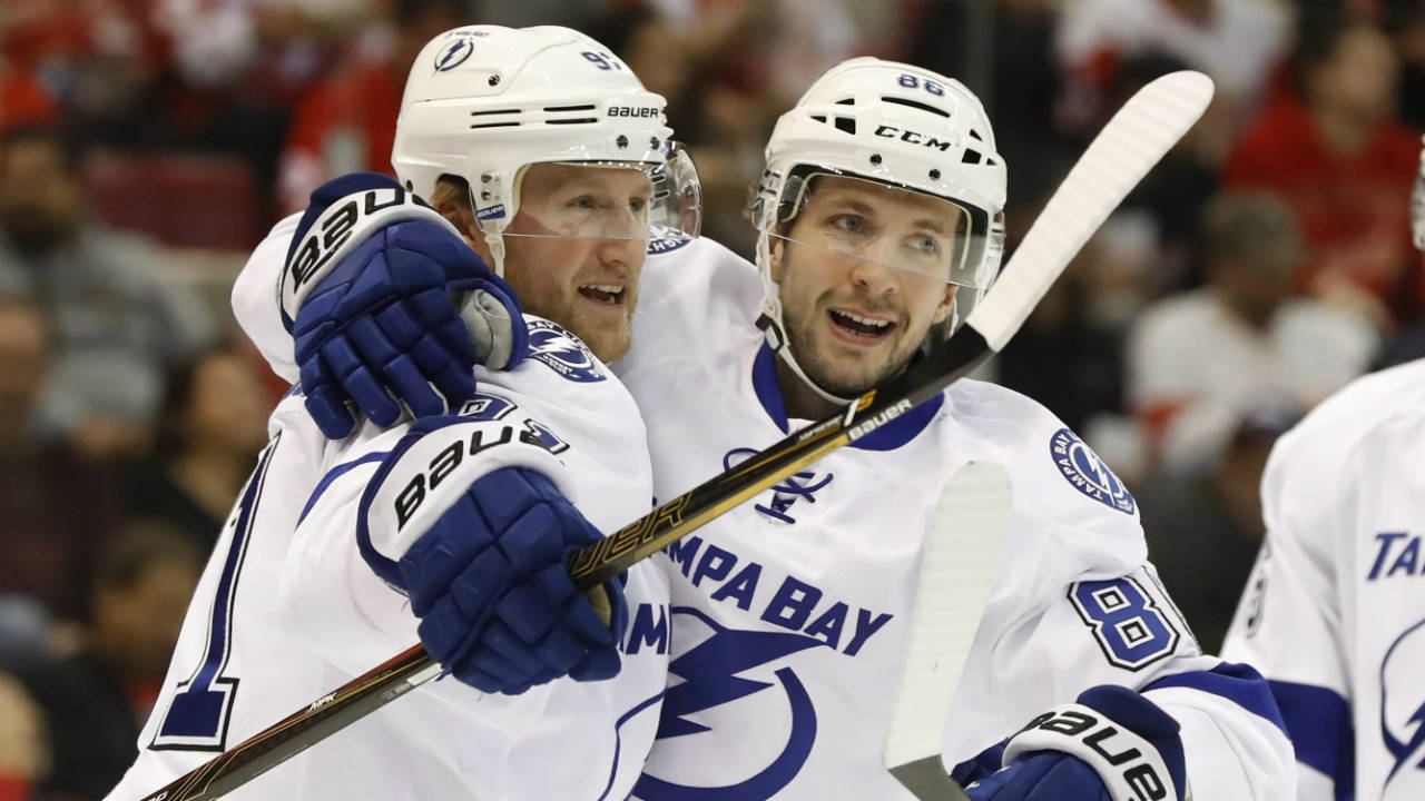 Cap Comparables  Kucherov cashes in 5a4077914b4