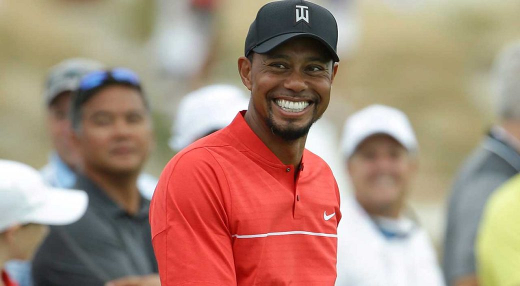 Tiger Woods paired with Phil Mickelson