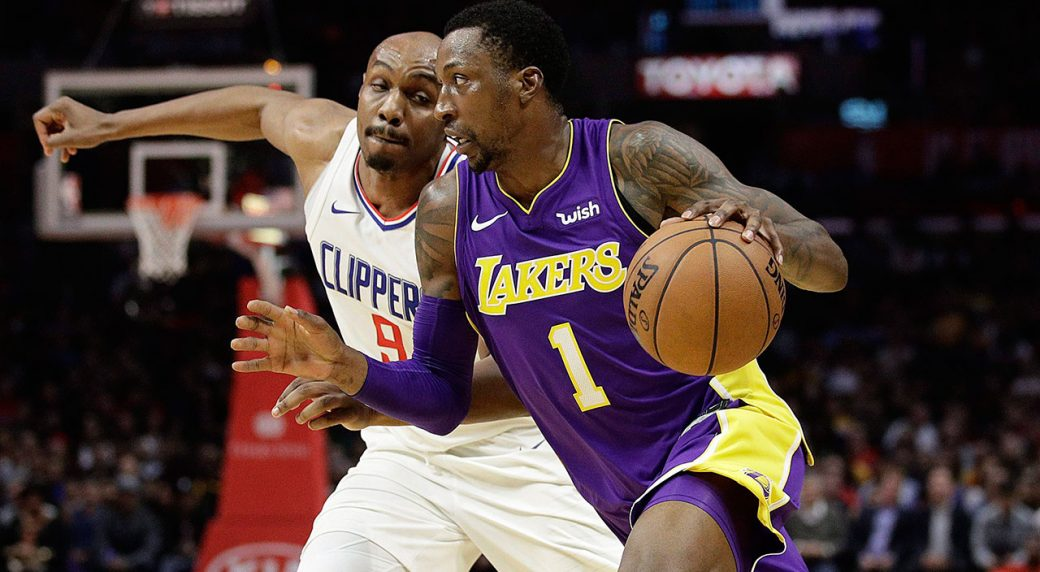 Kentavious Caldwell-Pope Is Playing For The Lakers While Serving Jail Time