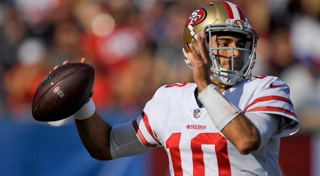 What does Jimmy Garoppolo's 49ers contract mean for Jets, Kirk Cousins?
