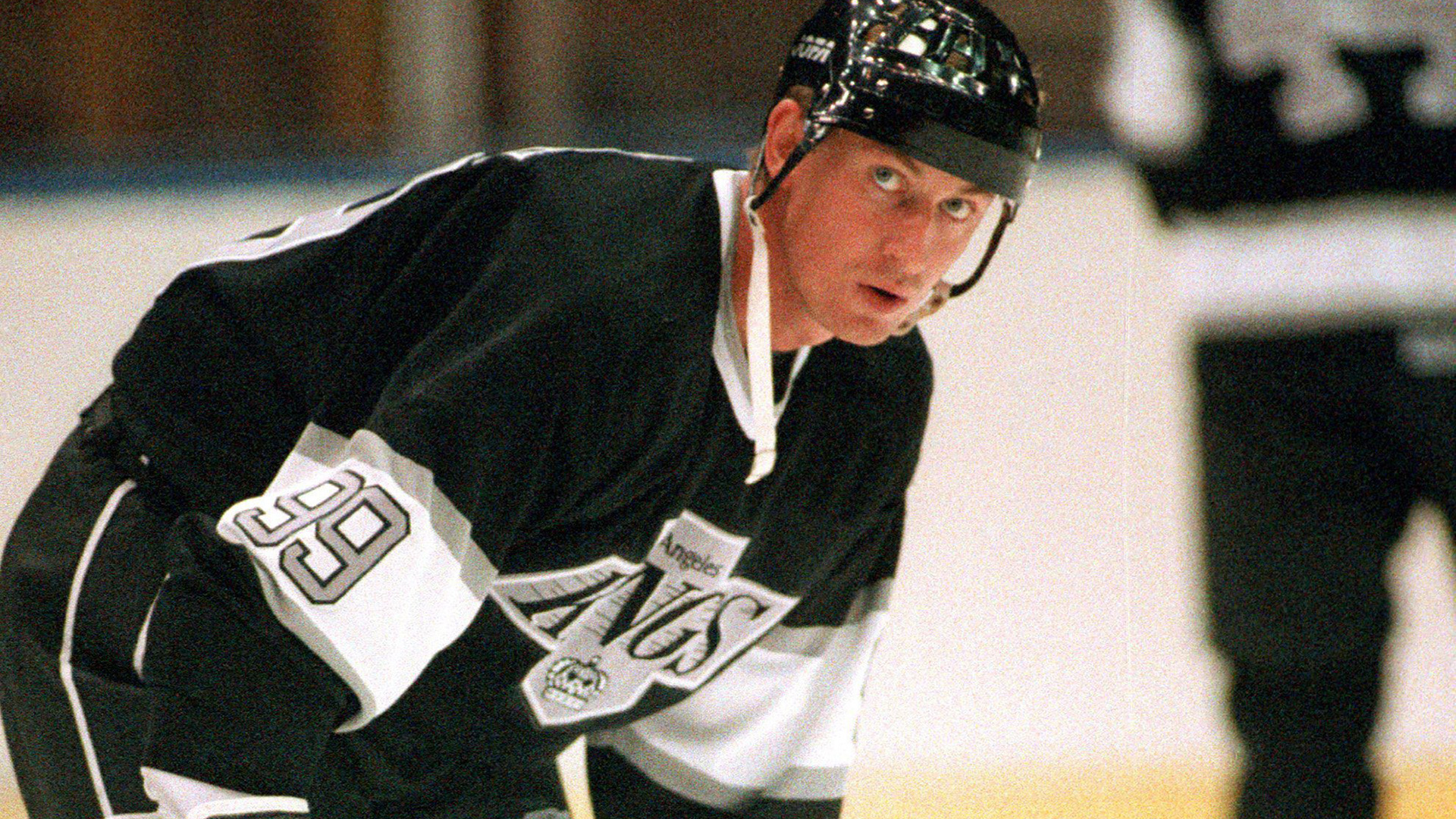 Los Angeles Kings Wayne Gretzky