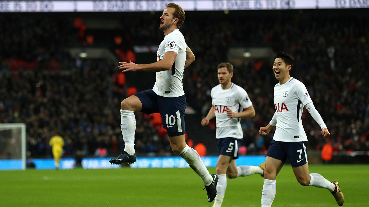 Tottenham's Harry Kane signs new six-year contract